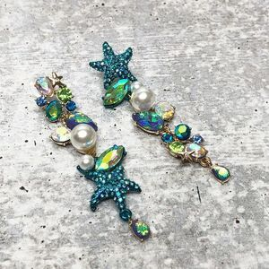 BETSEY JOHNSON Crabby Couture Mismatch Earrings
